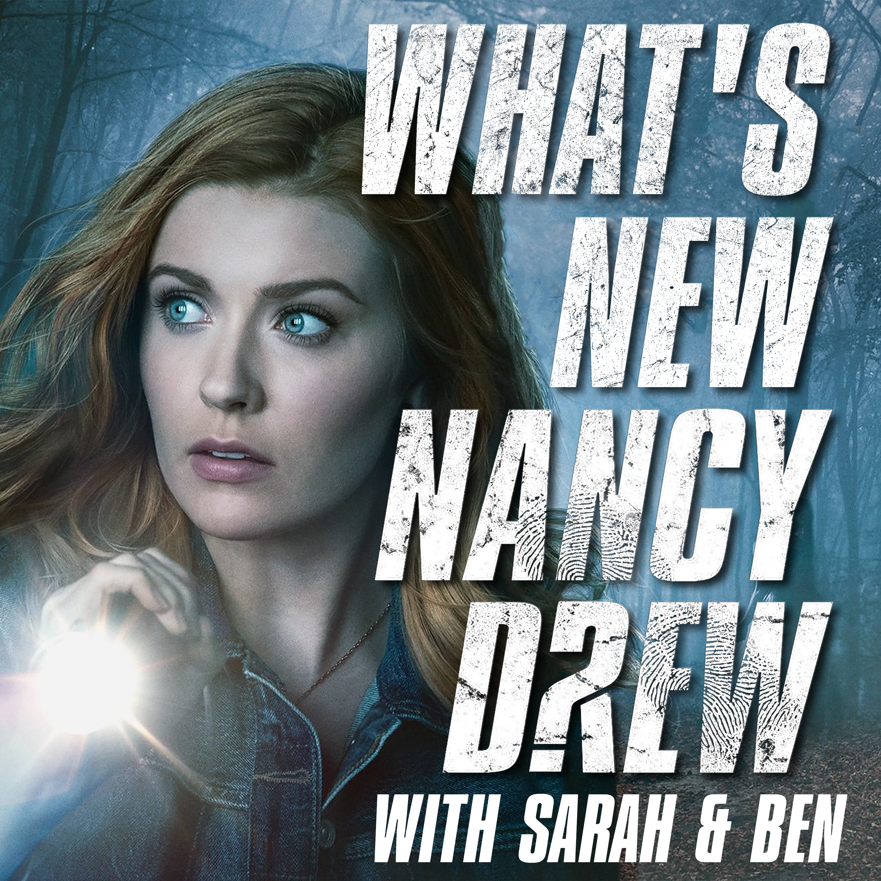 What's New Nancy Drew – The Warning of the Frozen Heart